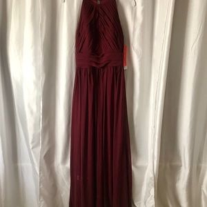 NWT Bill Levkoff Dress.  Size 8 with extra length!